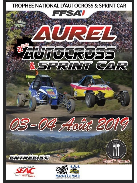 Auto Cross d'Aurel